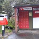 Arthurs pass post office new zealand