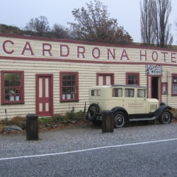 Cadrona Hotel Otago New Zealand