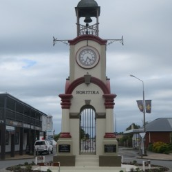 Hokitika Clock new zealand